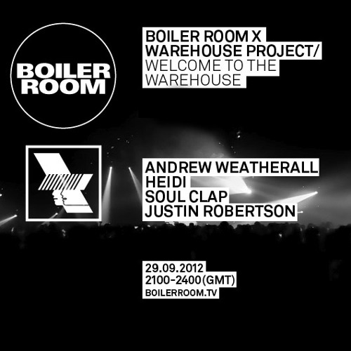Heidi 50 min Boiler Room DJ Set at Warehouse Project