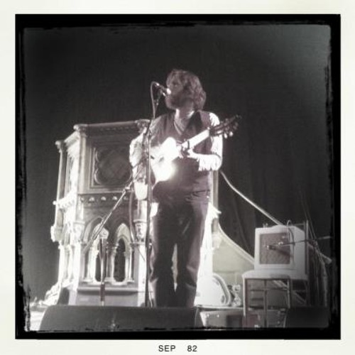"M G Boulter ""Gold Ring""  LIVE @ Union Chapel LONDON  Sept 2012"