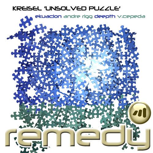 Kreisel - Unsolved Puzzle (Deepth's Dark Dub)  Remedy Records / Baroque UK