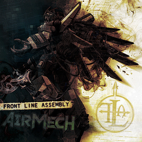 Front Line Assembly - 10 - Stealth Mech - preview