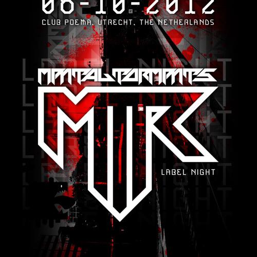 Mike Drama - Mental Torments Night 06-10-2012 Club Poema (NL)