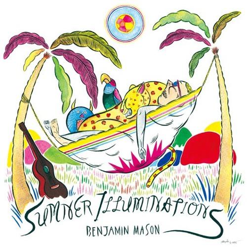 BENJAMIN MASON - Dipped In The Future