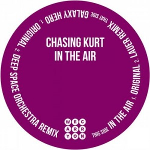Chasing Kurt -Running and Searching (JLT)