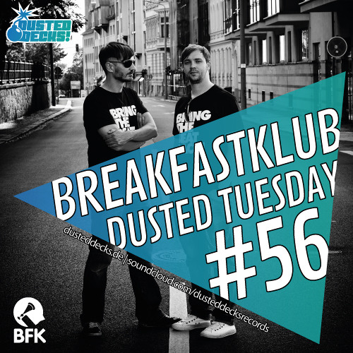 Dusted Tuesday #56 - Breakfastklub (Oct 16, 2012)