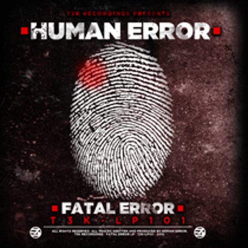 HUMAN ERROR - Parasites [OUT NOW!!!]