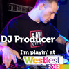 The DJ Producer - Westfest Warm-Up 1 - Twisted's Darkside Podcast 096