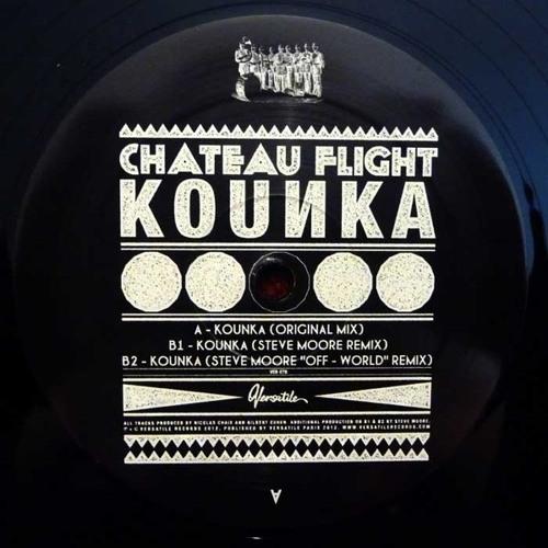 "Chateau Flight - Kounka (Steve Moore ""Off-World"" Remix)"