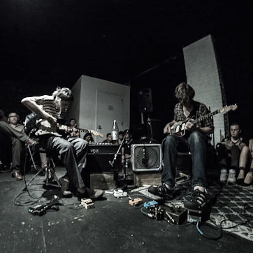 """Loren Connors & Thurston Moore """"Live at The Stone-NYC-2012 [excerpt]"""""""