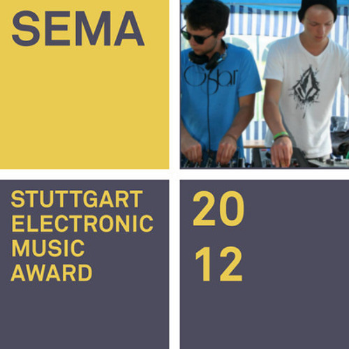 Ma&Mo - Exclusive Mix for Stuttgart Electronic Music Award 2012