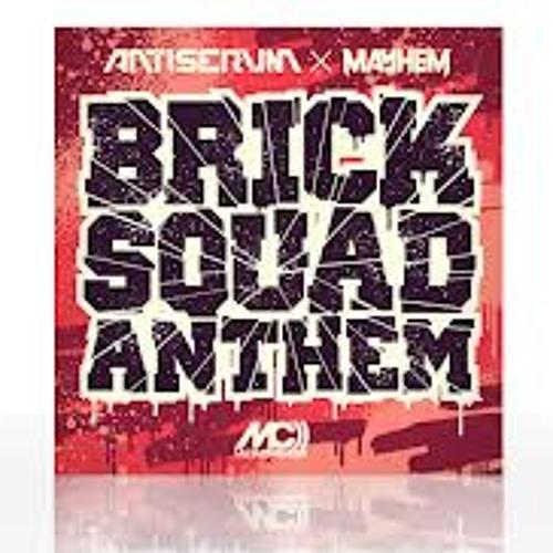 Antiserum & Mayhem- Brick Squad Anthem (DJR Rachet Flip) Preview
