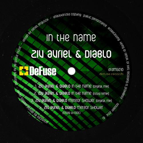 Ziv Avriel & Diablo - Meteor Shower (Rustig dj tool)