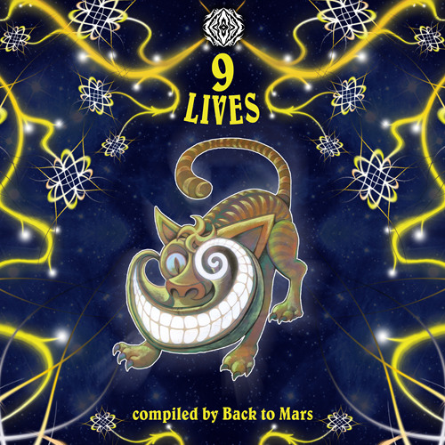 VA 9 LIVES compiled by Back to Mars - Sangoma Recs - release date 9 November 2012