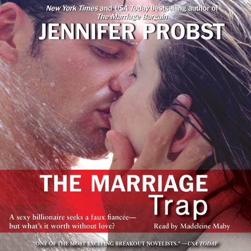Marriage Trap Audio Clip by Jennifer Probst