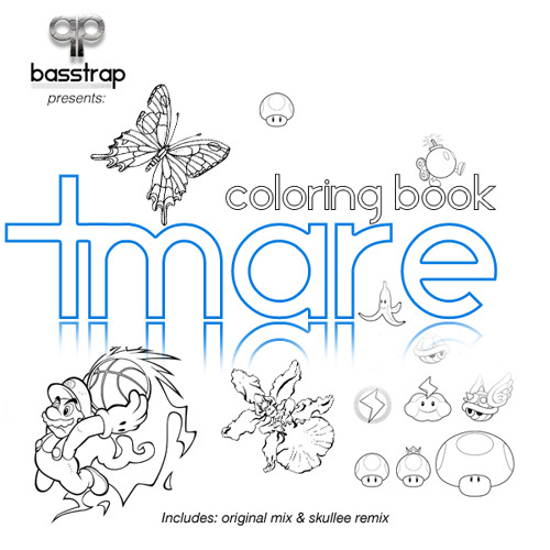 Coloring Book by Tmare (Skullee Remix)