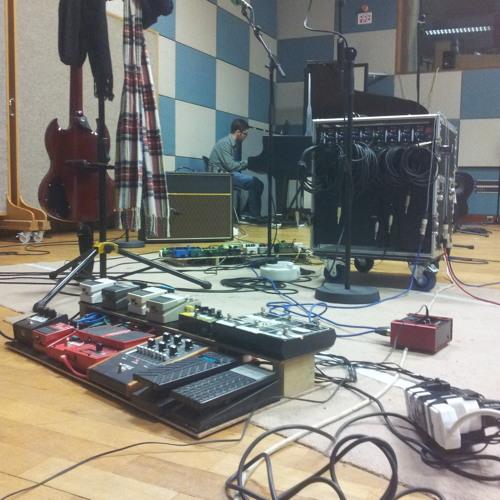 Autumn Owls - Semaphores (Live on 2FM)