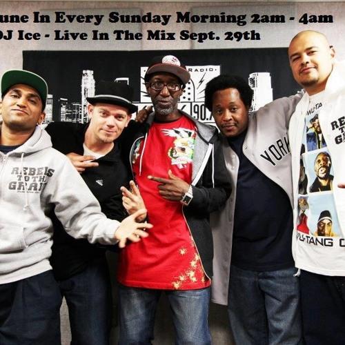 Beat Bop Scholar - The Truth (Feat. Sadat X) (Live on Breakbeats & Rhymes Radio 90.7FM DJ Ice)