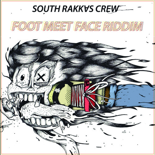 Kingston Jamaica - South Rakkas Crew feat. Rage