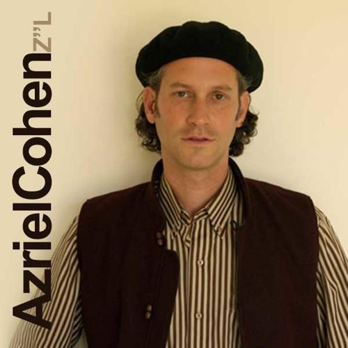 "Azriel Cohen z""l eulogy"