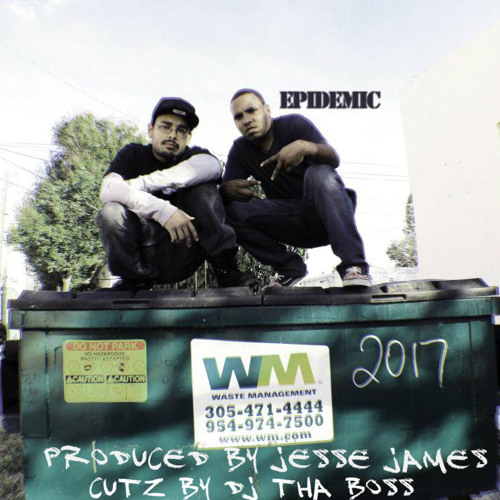Epidemic  (Here We Go Again) Produced by Jesse James Cutz by DJ Tha Boss 12inch Ver...