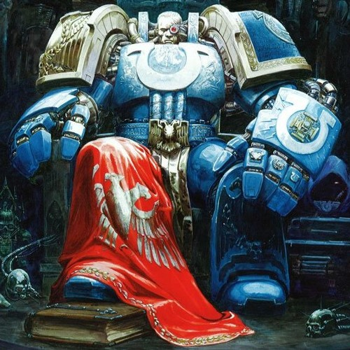 Space Marines - The Hero of The Empire
