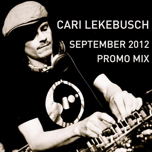 Cari Lekebusch September 2012 Promo Mix