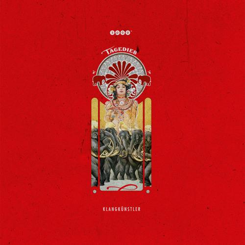 3000Grad010 B1: KLANGKÜNSTLER Regenbogentanz(Mollono.Bass-Remix) TAGEDIEB E.P.