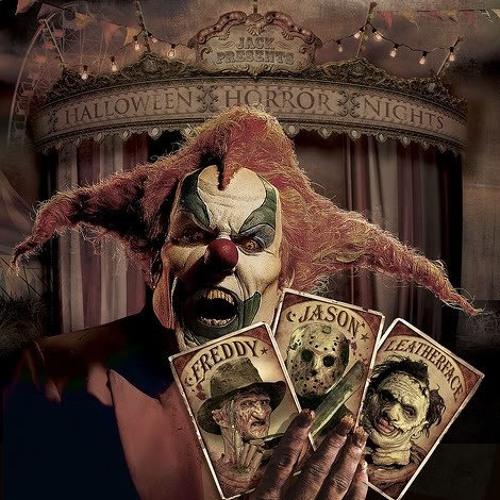 Evil clown laugh !  by MSTGTS  PROJECT hallowen concours beat port