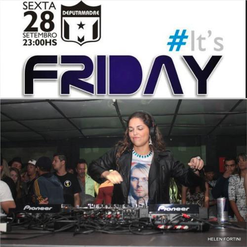 Caroles @ It's Friday (Deputamadre club)