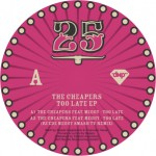 The Cheapers - The Black Bell (Bar25 Records) //Download//