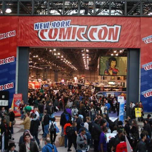 EARTH PRIME TIME: NEW YORK COMIC-CON PREVIEW 2012