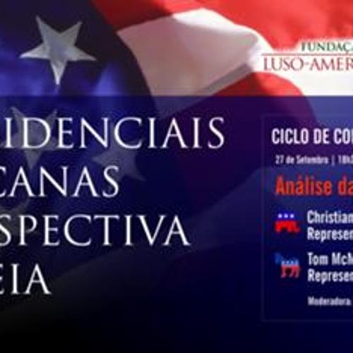Tom McMahon @ As Presidenciais Americanas na Perspectiva Europeia (27 de Setembro de 2012)