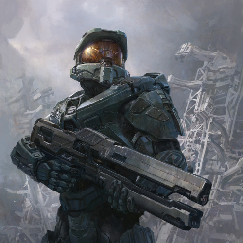 Neil Davidge - Revival (The Clamps Remix) HALO 4 Remix Comp.