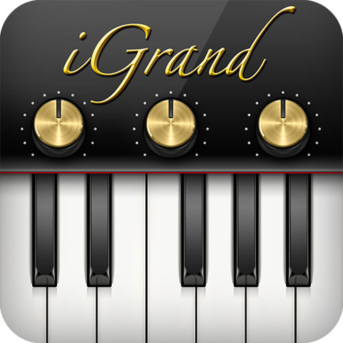iGrand Piano for iPad - Soft Upright