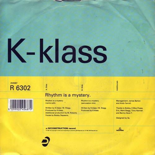 K-klass - Rhythm Is A Mystery (Dupont & Daelo rework)