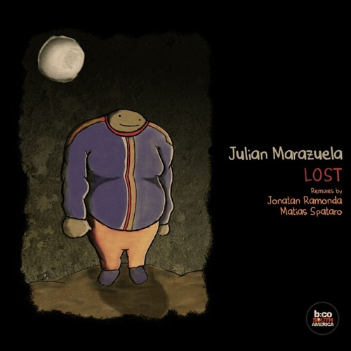 Julian Marazuela - Lost (Original Mix)  [Balkan Connection South America]