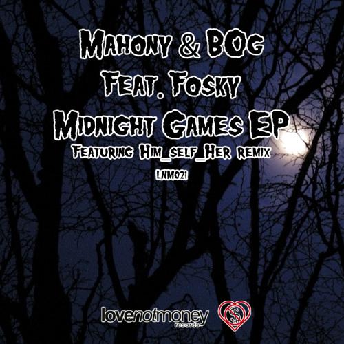 Mahony & BOg - Sins (Original Mix)