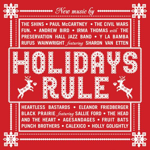 Baby, It's Cold Outside   Rufus Wainwright feat. Sharon Van Etten