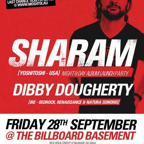 Sharam & Dibby Dougherty - Andrew Slattery warmup