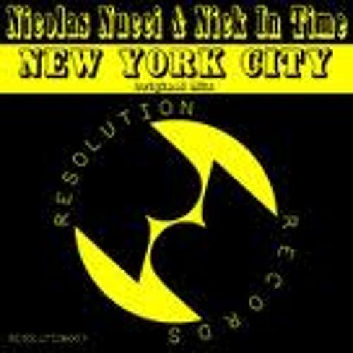 Nicolas Nucci & Nick In Time - New York City