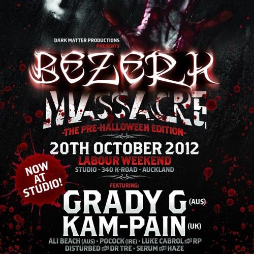 "Serum - ""Massacre"" Bezerk Promo"