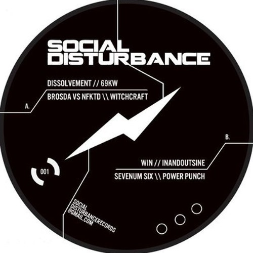 Witchcraft - feat. Brosda  (Social Disturbance 001)