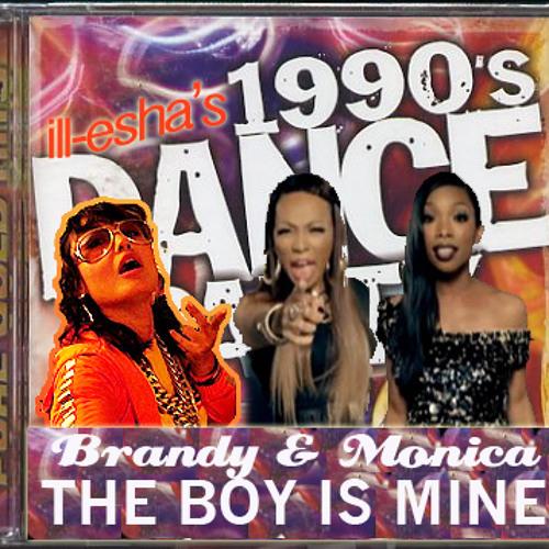 Brandy & Monica - Boy is Mine (ill-esha remix)