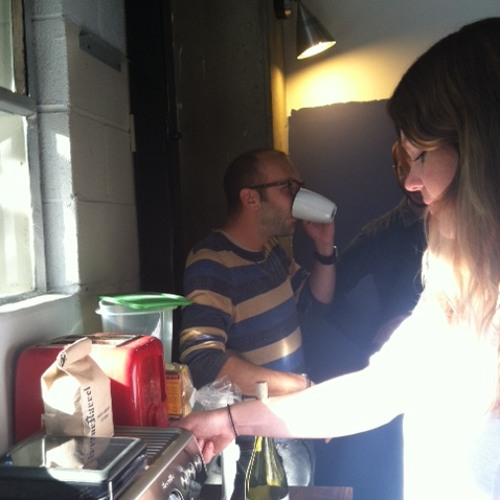 new espresso machine