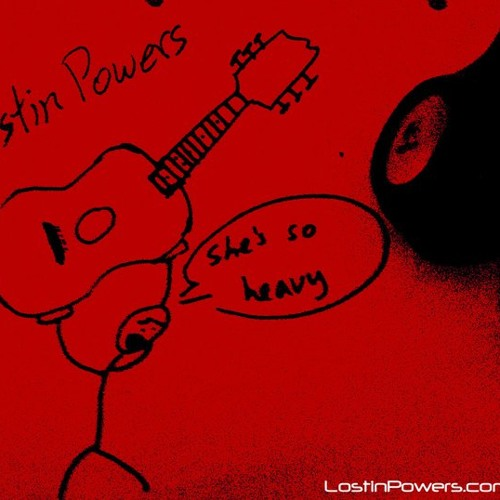 Lostin Powers - She so Heavy (SneakPreview) Adrian Ackers Blueprint 1