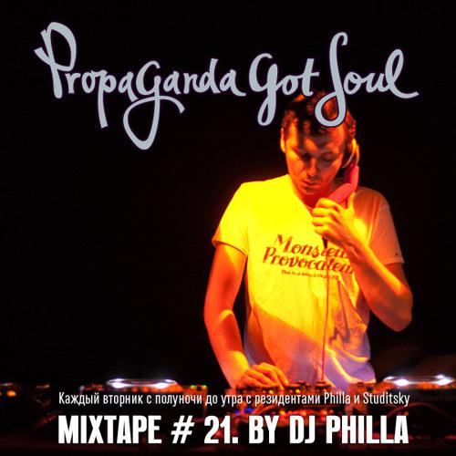 Propaganda Got Soul # 21