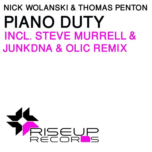 Piano Duty - Nick Wolanski, Thomas Penton - Steve Murrell Remix (192kbps Preview) OUT NOW !
