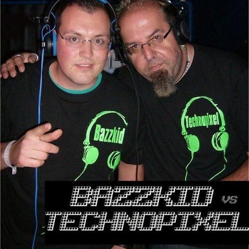 BaZZkid and TechnoPixel Radio -Techno Set 04. Okt 2012