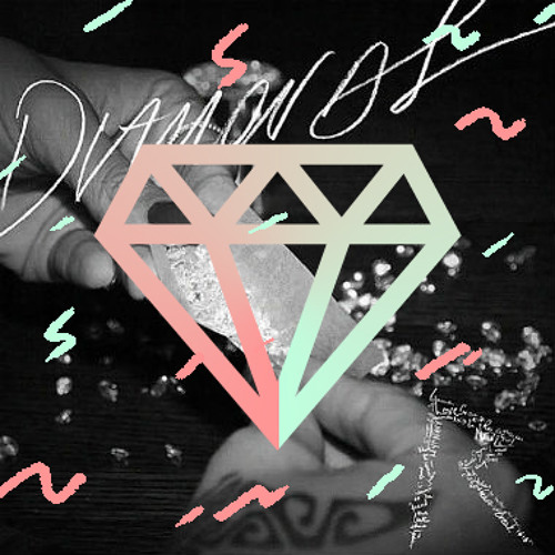 Rihanna - Diamonds (Heartpete Slow Down RMX)
