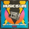 Mike La Funk feat.Corey Andrew-Musuc is Life (Dj Flight and Andrey Exx remix) Pacha Recordings