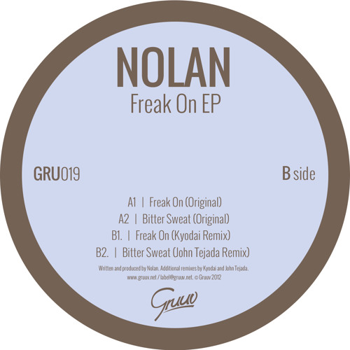 Nolan - Bitter Sweat (Original)